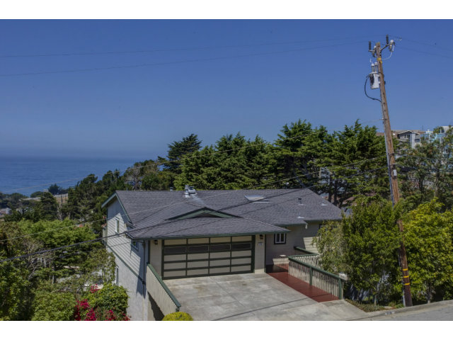 Single Family Home for Sale, ListingId:29221211, location: 410 FARALLON AV Pacifica 94044