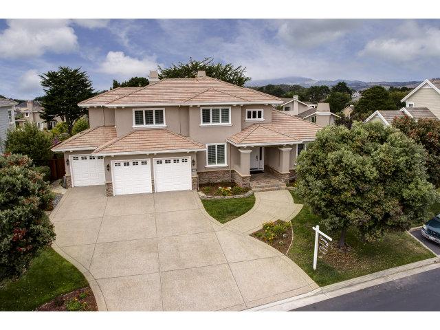 Single Family Home for Sale, ListingId:29410962, location: 5 SPYGLASS CT Half Moon Bay 94019
