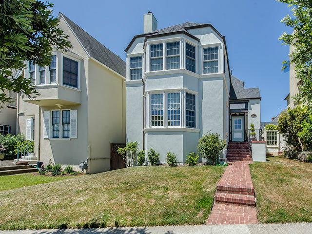 Single Family Home for Sale, ListingId:28372302, location: 157 28TH AV San Francisco 94121