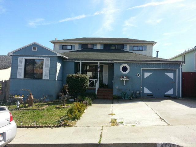 Single Family Home for Sale, ListingId:29022464, location: 419 HAZELWOOD DR South San Francisco 94080