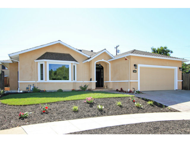 Single Family Home for Sale, ListingId:28657063, location: 1579 PARTRIDGE CT Sunnyvale 94087