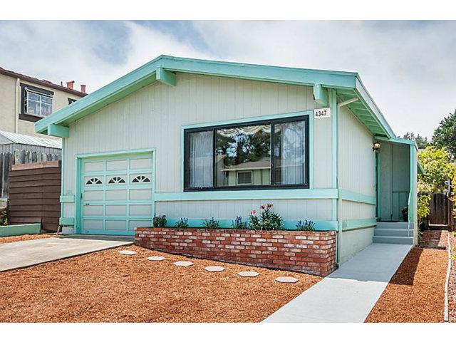 Real Estate for Sale, ListingId: 28801547, Daly City,CA94015