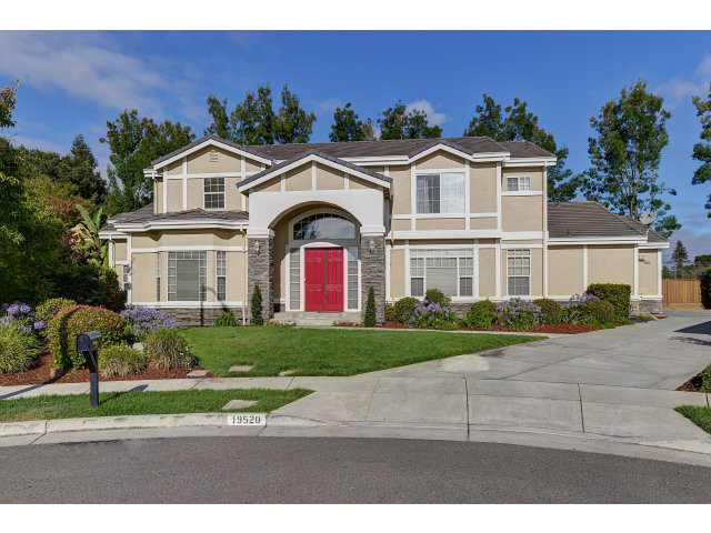Single Family Home for Sale, ListingId:29185132, location: 19520 HOWARD CT Cupertino 95014