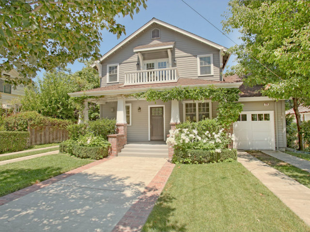 Rental Homes for Rent, ListingId:29185163, location: 724 HARVARD AV Menlo Park 94025