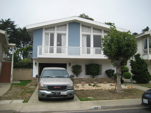 Rental Homes for Rent, ListingId:29588820, location: 20 Westpark DR Daly City 94015