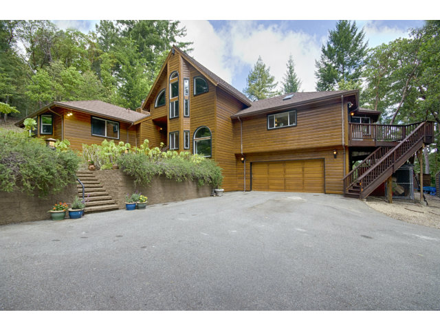 Single Family Home for Sale, ListingId:28240651, location: 423 LODGE RD Boulder Creek 95006