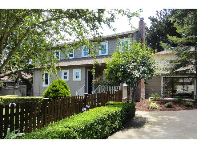Single Family Home for Sale, ListingId:29095259, location: 2609 NEWLANDS AV Belmont 94002