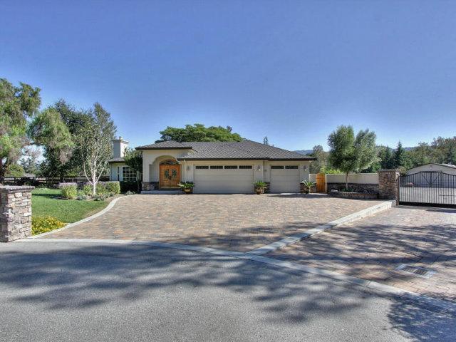 Single Family Home for Sale, ListingId:29712995, location: 9235 BRAQUET LN Gilroy 95020