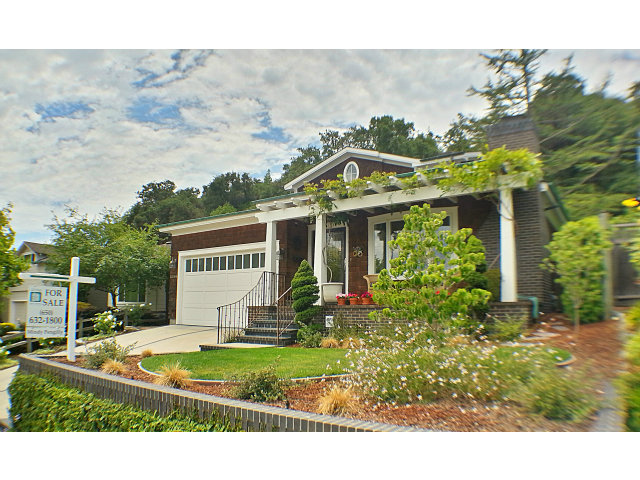 Single Family Home for Sale, ListingId:28939893, location: 1244 FOOTHILL ST Redwood City 94061