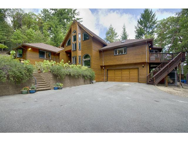 Single Family Home for Sale, ListingId:28240651, location: 423 LODGE RD Boulder Creek 95006