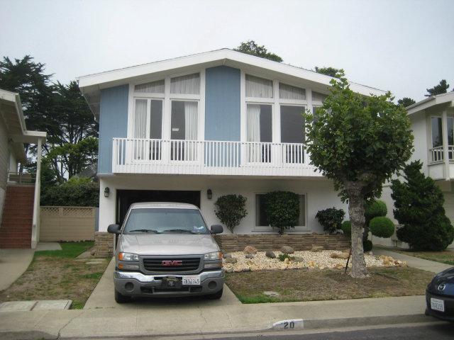 Rental Homes for Rent, ListingId:29588820, location: 20 Westpark DR Daly City 94015