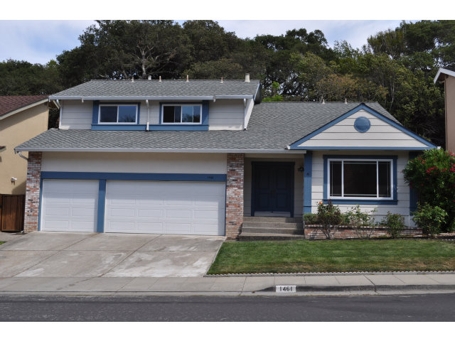 Single Family Home for Sale, ListingId:29328979, location: 1461 CHERRYWOOD DR San Mateo 94403