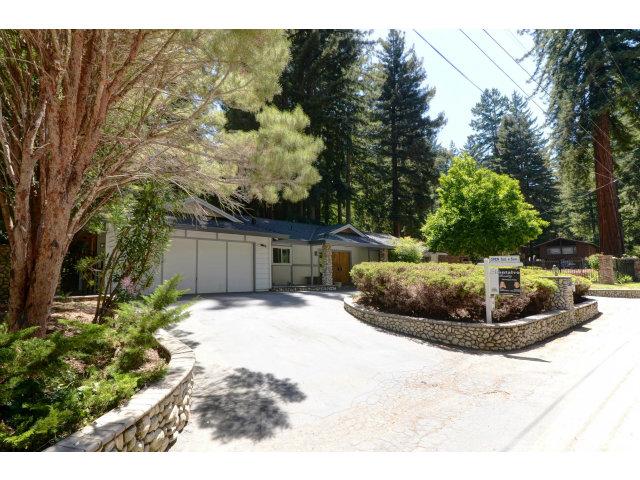 Single Family Home for Sale, ListingId:28657164, location: 219 DOUBLE BOGEY DR Boulder Creek 95006