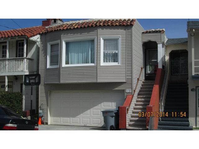 Real Estate for Sale, ListingId: 27160832, San Bruno,CA94066