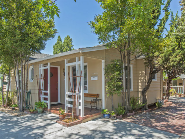 Rental Homes for Rent, ListingId:29221349, location: 1424 El Camino Real Burlingame 94010