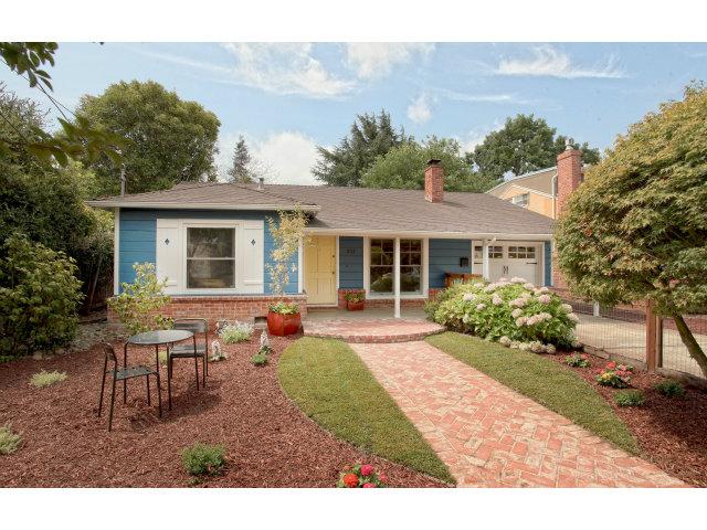 Real Estate for Sale, ListingId: 29361539, Menlo Park,CA94025