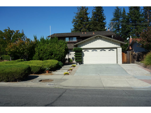 Single Family Home for Sale, ListingId:29588904, location: 1599 FINCH WY Sunnyvale 94087
