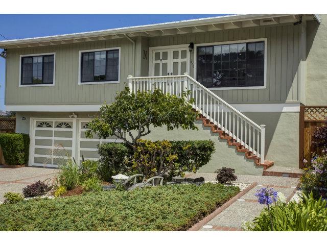 Single Family Home for Sale, ListingId:29328975, location: 369 ZAMORA DR South San Francisco 94080