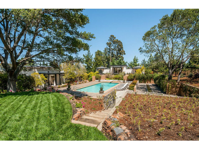 Single Family Home for Sale, ListingId:28168069, location: 55 NEW PLACE RD Hillsborough 94010
