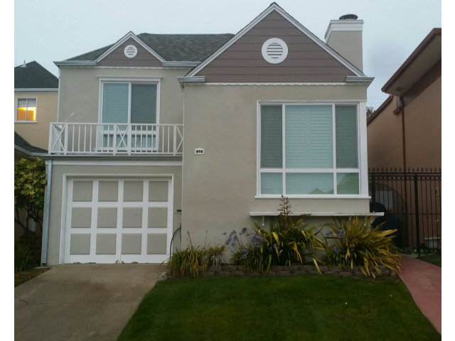 Single Family Home for Sale, ListingId:29112786, location: 36 WESTDALE AV Daly City 94015