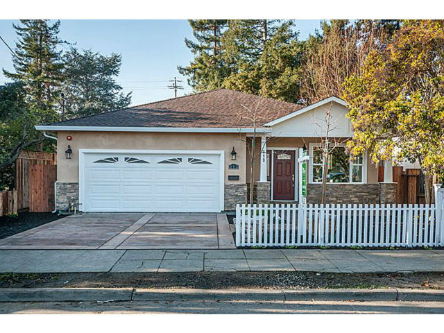 Single Family Home for Sale, ListingId:29588888, location: 617 E SANTA INEZ AV San Mateo 94401