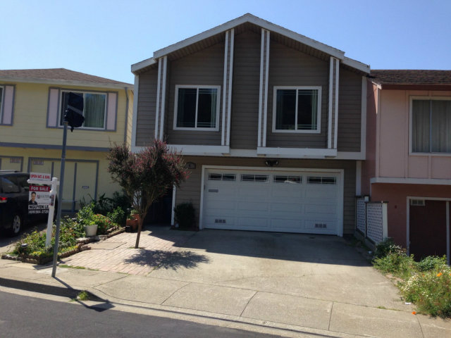 Single Family Home for Sale, ListingId:27664546, location: 6 CLAYTON CT Daly City 94014