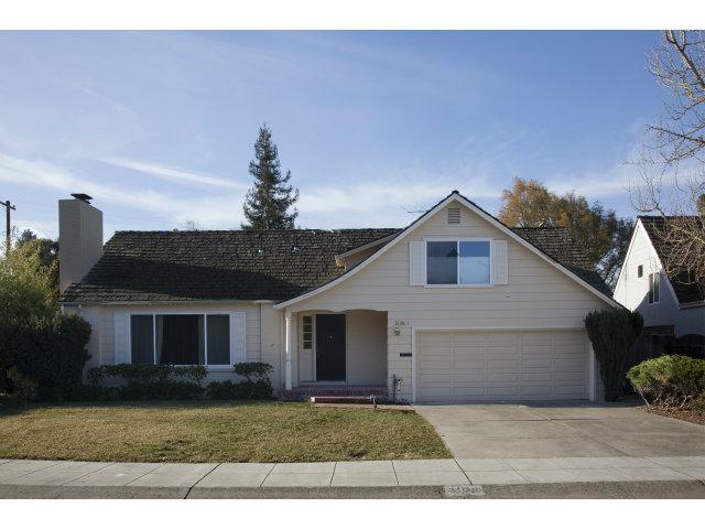 Rental Homes for Rent, ListingId:29622178, location: 3138 FLOWERS LN Palo Alto 94306