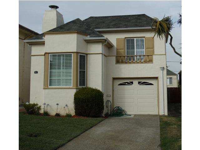 Real Estate for Sale, ListingId: 29022429, Daly City,CA94015