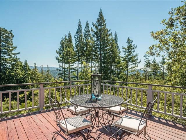 Single Family Home for Sale, ListingId:28372309, location: 288 CROWS NEST DR Boulder Creek 95006