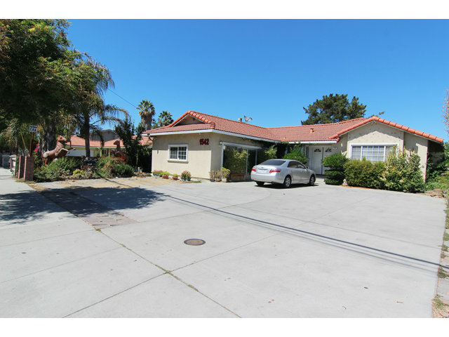 Single Family Home for Sale, ListingId:29411001, location: 1542 MCLAUGHLIN AV San Jose 95122