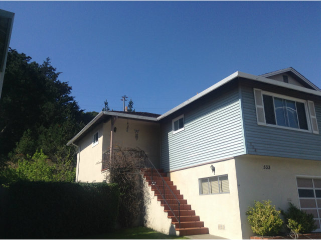 Single Family Home for Sale, ListingId:27257652, location: 533 VALVERDE DR South San Francisco 94080