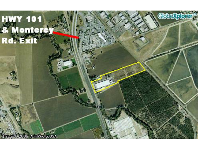Commercial Property for Sale, ListingId:24589195, location: 5350 MONTEREY RD Gilroy 95020