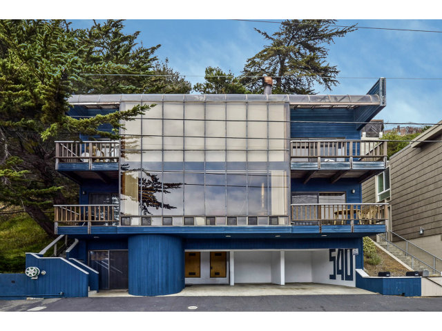 Single Family Home for Sale, ListingId:28590135, location: 540 BEACH DR Aptos 95003