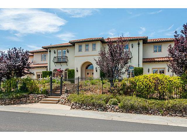 Single Family Home for Sale, ListingId:29622196, location: 2456 BUTTERNUT DR Hillsborough 94010
