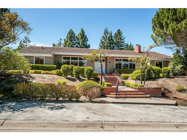 Rental Homes for Rent, ListingId:29525299, location: 15 Orange CT Hillsborough 94010