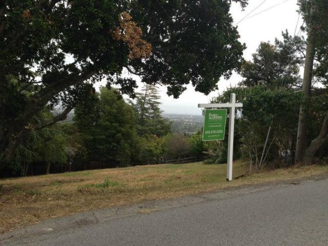 Land for Sale, ListingId:27503475, location: 0 Palomar DR Redwood City 94062