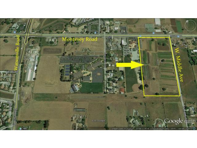 Land for Sale, ListingId:27385017, location: 205 W MIDDLE AV Morgan Hill 95037