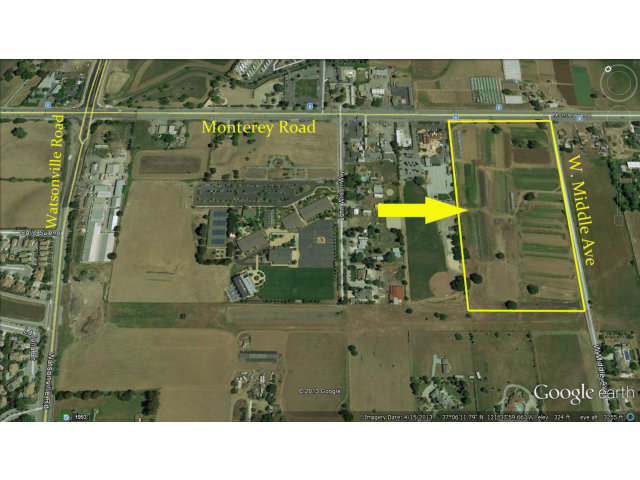 Land for Sale, ListingId:27385017, location: 205 W MIDDLE AV Morgan Hill 95037