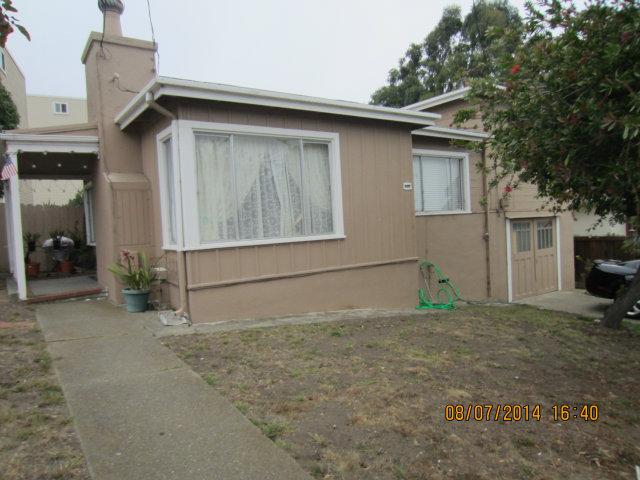 Real Estate for Sale, ListingId: 29438214, Daly City,CA94015
