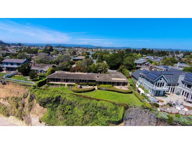 Single Family Home for Sale, ListingId:29588846, location: 4600 OPAL CLIFF DR Santa Cruz 95062