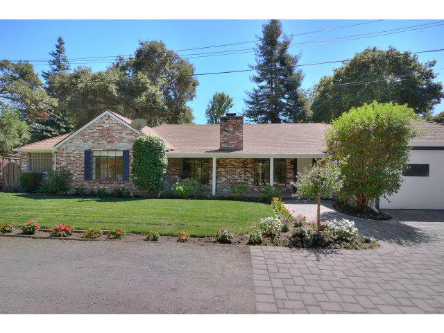Real Estate for Sale, ListingId: 29328986, Menlo Park,CA94025