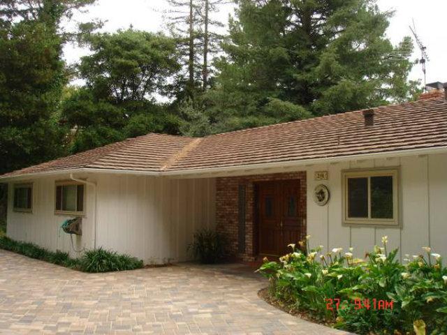 Rental Homes for Rent, ListingId:29410959, location: 316 ALBERTA WY Hillsborough 94010