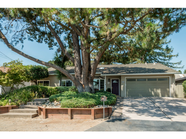 Single Family Home for Sale, ListingId:29278789, location: 10185 LOCKWOOD DR Cupertino 95014