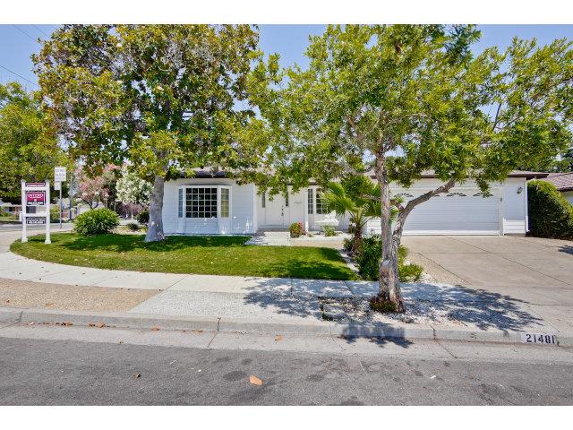 Single Family Home for Sale, ListingId:29293454, location: 21481 ELM CT Cupertino 95014