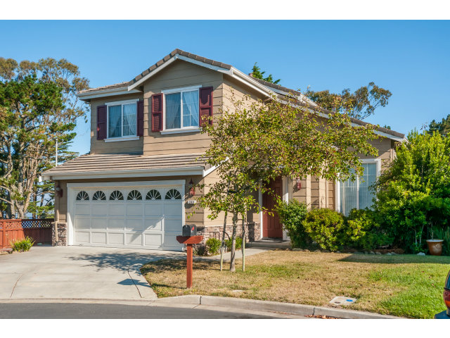 Single Family Home for Sale, ListingId:29606638, location: 248 OUTLOOK HEIGHTS CT Pacifica 94044