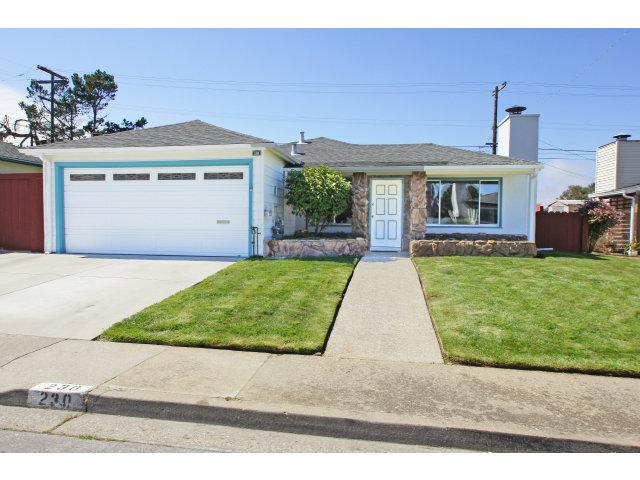 Real Estate for Sale, ListingId: 29606642, South San Francisco,CA94080