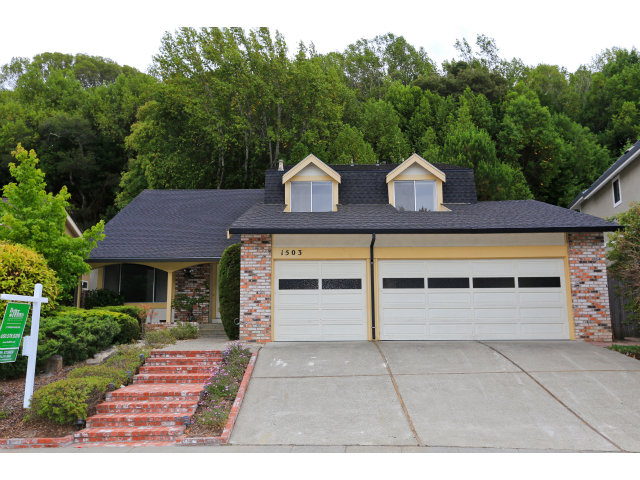 Single Family Home for Sale, ListingId:29039504, location: 1503 CHERRYWOOD DR San Mateo 94403