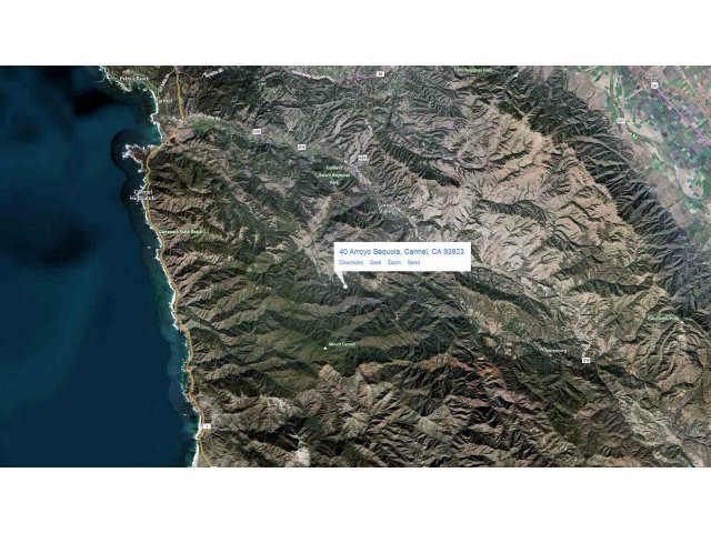 Land for Sale, ListingId:28721221, location: 40 ARROYO SEQUOIA Carmel 93923