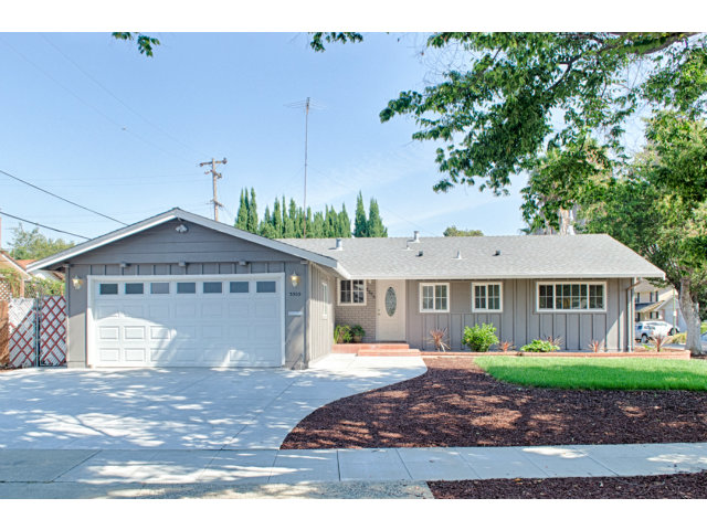 Single Family Home for Sale, ListingId:29458493, location: 3305 CADILLAC DR San Jose 95117