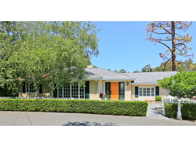 Rental Homes for Rent, ListingId:29489720, location: 103 Toyon Ct Woodside 94062